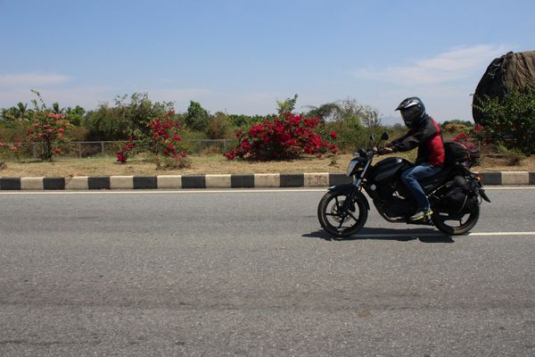 Bike trip to Goa